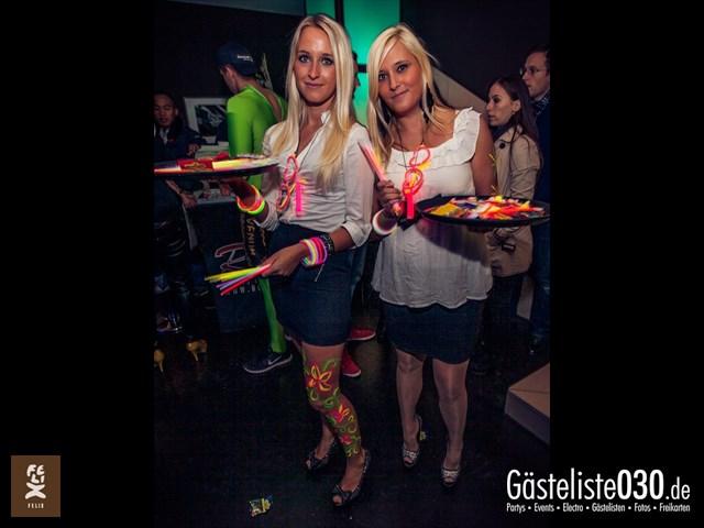 Partypics Felix 04.10.2013 Flashlights