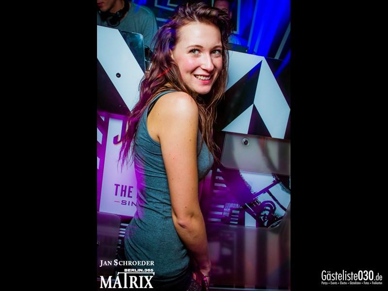 https://www.gaesteliste030.de/Partyfoto #126 Matrix Berlin vom 25.10.2013