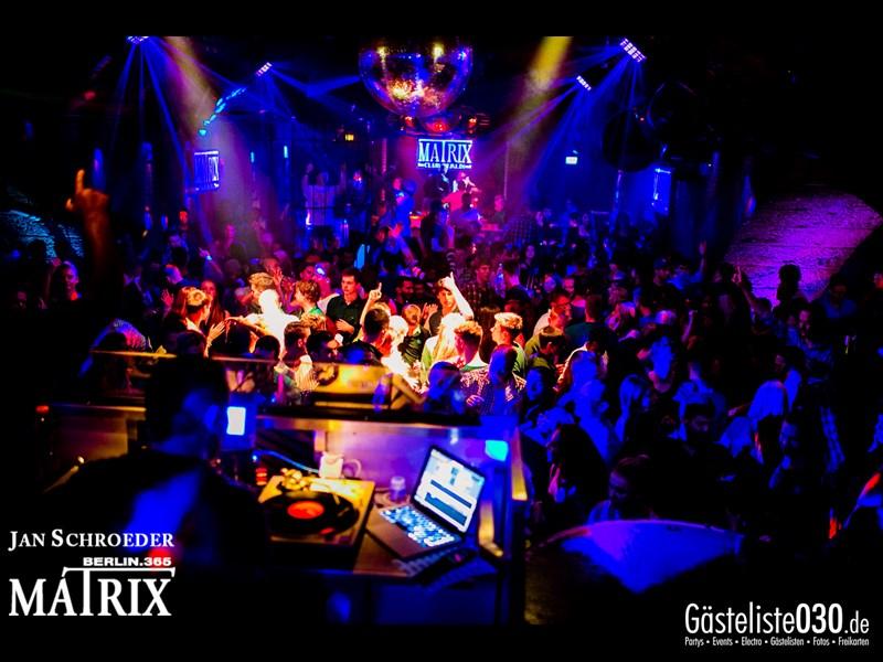https://www.gaesteliste030.de/Partyfoto #65 Matrix Berlin vom 25.10.2013