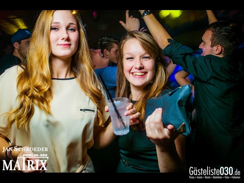 https://www.gaesteliste030.de/Partyfoto #145 Matrix Berlin vom 25.10.2013