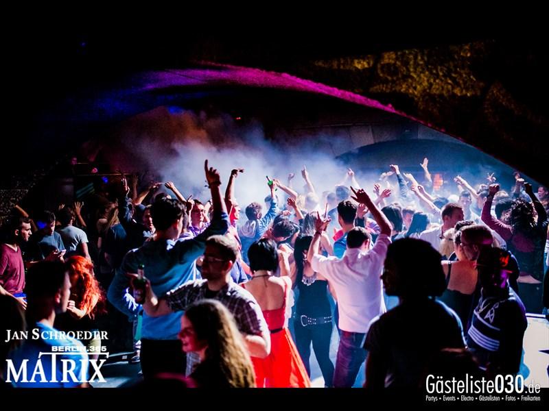 https://www.gaesteliste030.de/Partyfoto #2 Matrix Berlin vom 25.10.2013