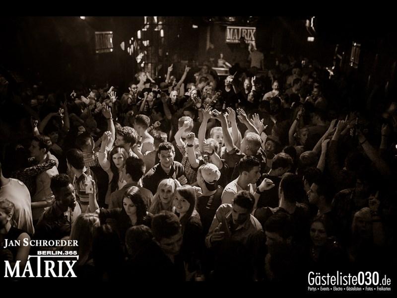 https://www.gaesteliste030.de/Partyfoto #46 Matrix Berlin vom 25.10.2013