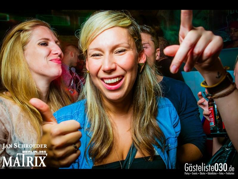 https://www.gaesteliste030.de/Partyfoto #138 Matrix Berlin vom 25.10.2013
