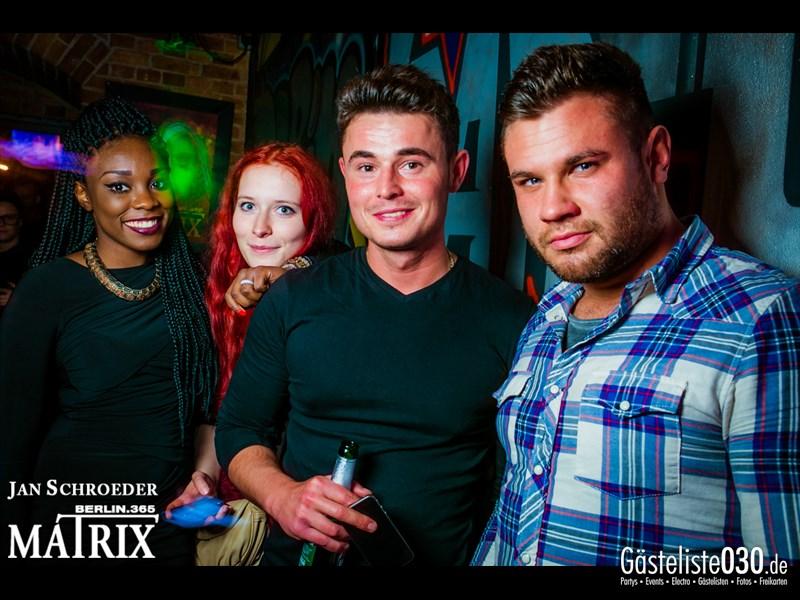 https://www.gaesteliste030.de/Partyfoto #50 Matrix Berlin vom 25.10.2013