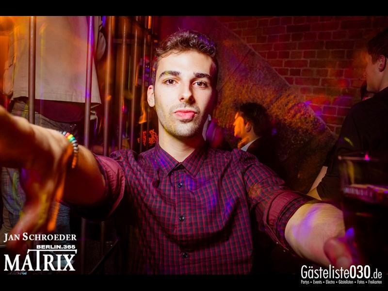 https://www.gaesteliste030.de/Partyfoto #107 Matrix Berlin vom 25.10.2013