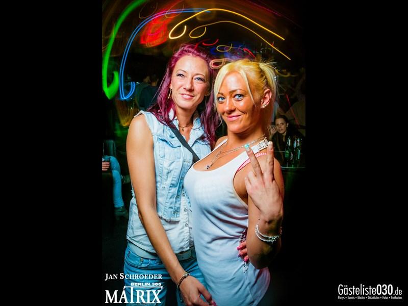 https://www.gaesteliste030.de/Partyfoto #38 Matrix Berlin vom 25.10.2013