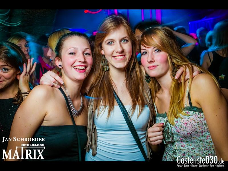 https://www.gaesteliste030.de/Partyfoto #23 Matrix Berlin vom 25.10.2013