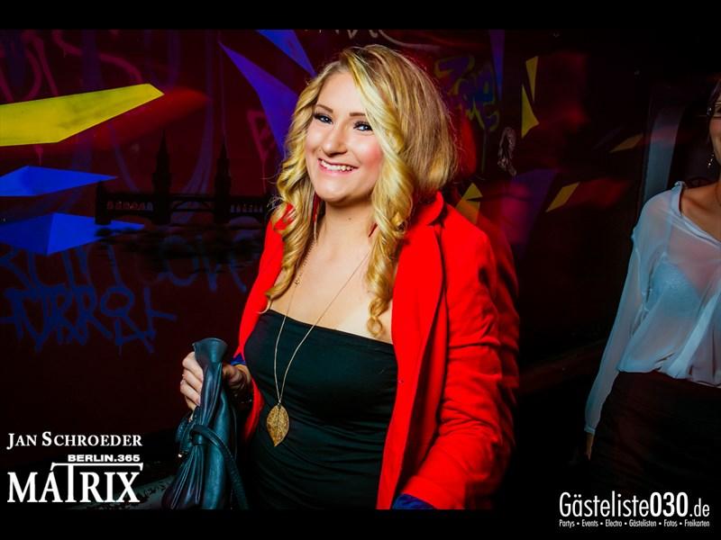 https://www.gaesteliste030.de/Partyfoto #109 Matrix Berlin vom 25.10.2013