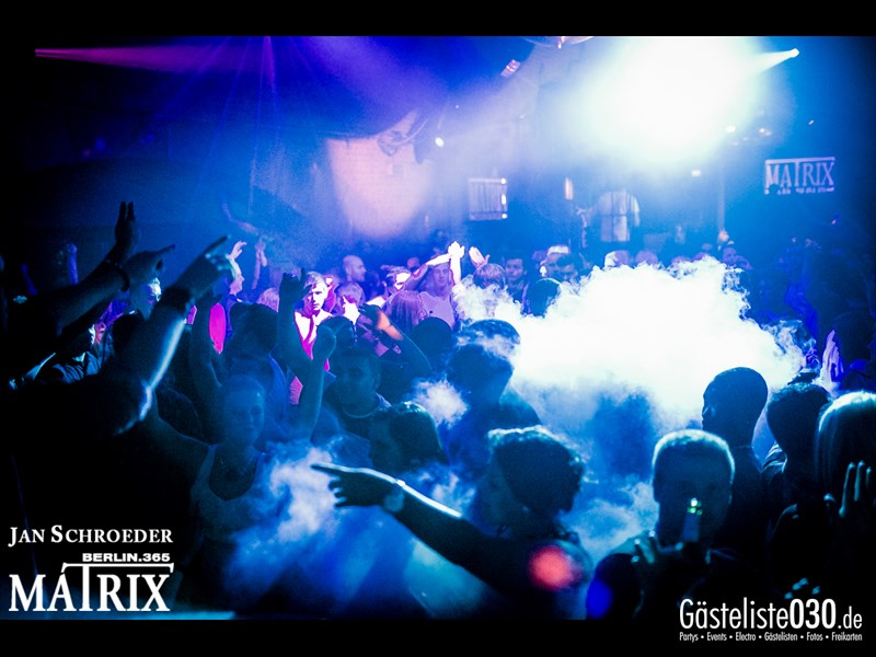 https://www.gaesteliste030.de/Partyfoto #132 Matrix Berlin vom 25.10.2013