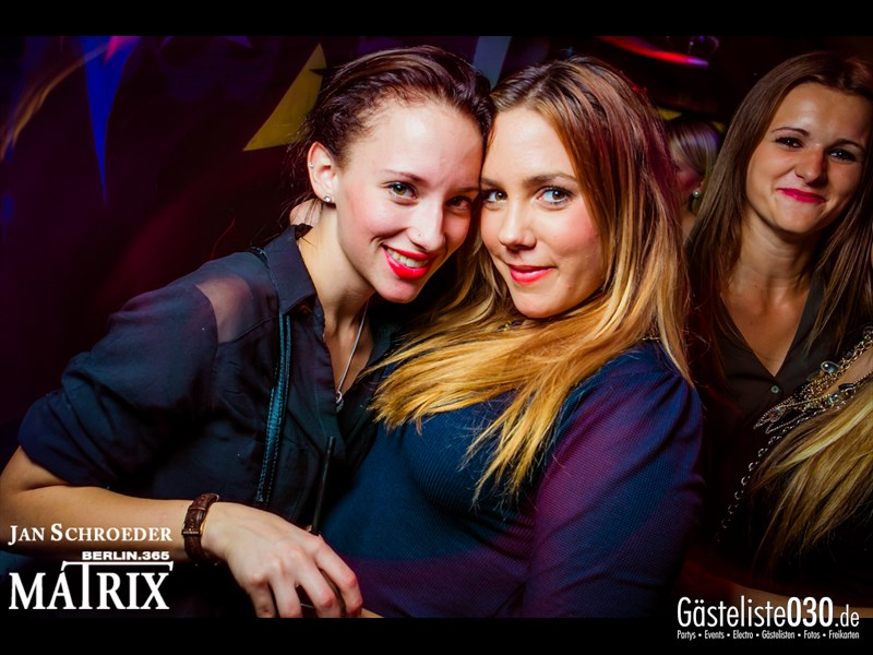 https://www.gaesteliste030.de/Partyfoto #1 Matrix Berlin vom 25.10.2013
