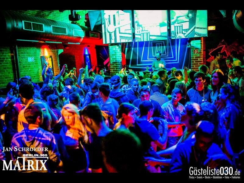 https://www.gaesteliste030.de/Partyfoto #121 Matrix Berlin vom 25.10.2013