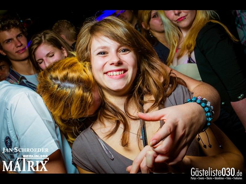 https://www.gaesteliste030.de/Partyfoto #163 Matrix Berlin vom 25.10.2013