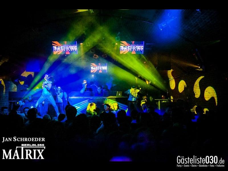 https://www.gaesteliste030.de/Partyfoto #105 Matrix Berlin vom 25.10.2013