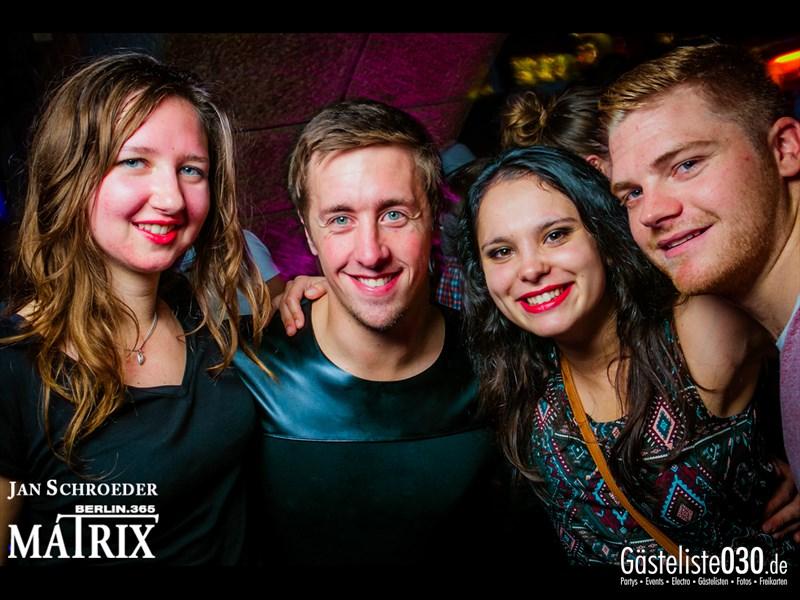 https://www.gaesteliste030.de/Partyfoto #52 Matrix Berlin vom 25.10.2013