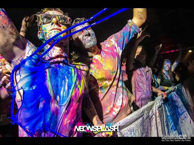 Partypics Arena 02.10.2013 Neonsplash – Paint-Party® Color is Creation Tour 2013