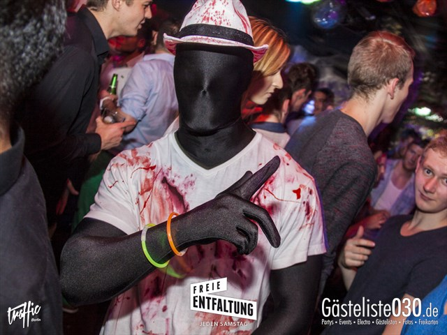 Partypics Traffic 26.10.2013 Halloween 2013 - Erlebe die gruseligste Nacht deines Lebens !