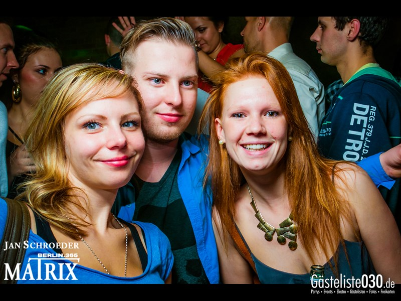 https://www.gaesteliste030.de/Partyfoto #142 Matrix Berlin vom 19.10.2013
