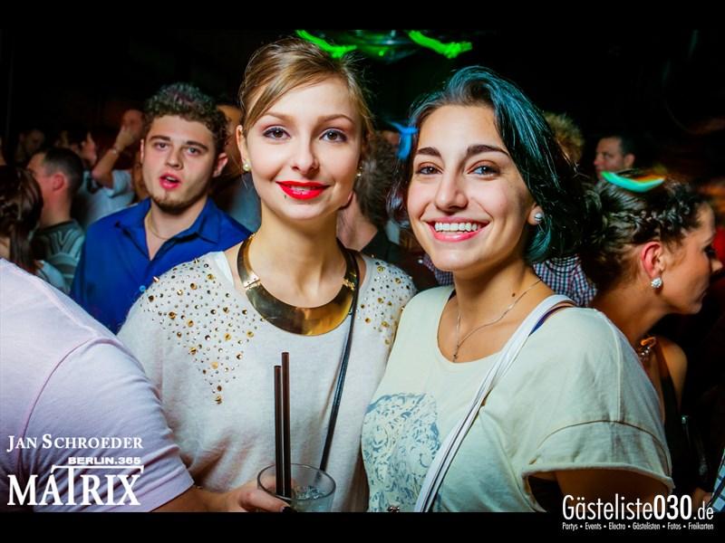 https://www.gaesteliste030.de/Partyfoto #56 Matrix Berlin vom 19.10.2013