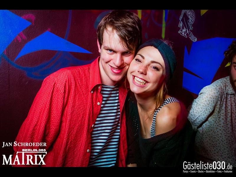 https://www.gaesteliste030.de/Partyfoto #124 Matrix Berlin vom 19.10.2013