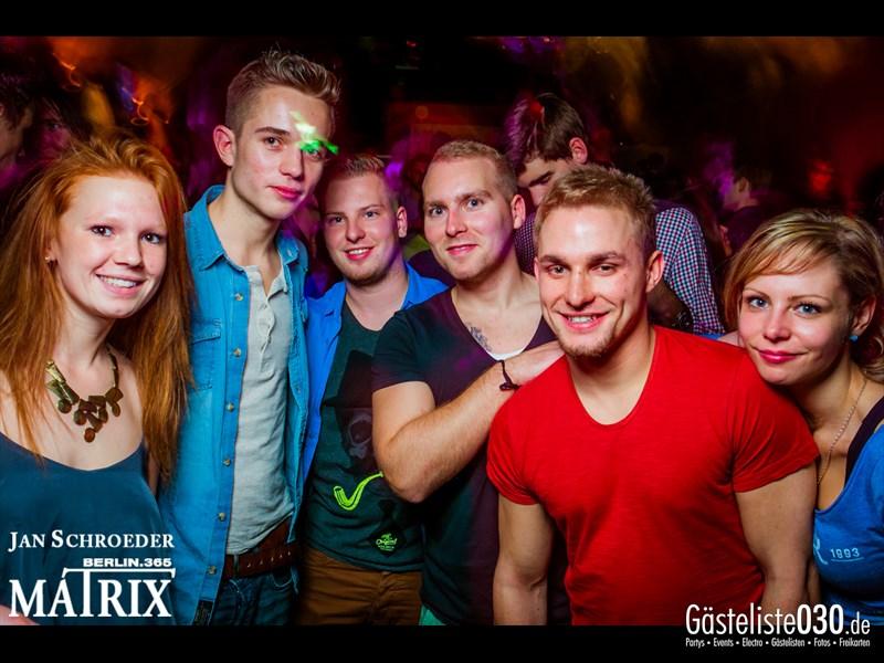 https://www.gaesteliste030.de/Partyfoto #96 Matrix Berlin vom 19.10.2013