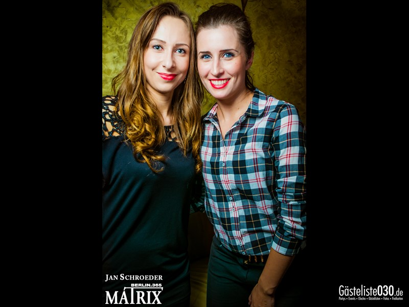 https://www.gaesteliste030.de/Partyfoto #116 Matrix Berlin vom 19.10.2013