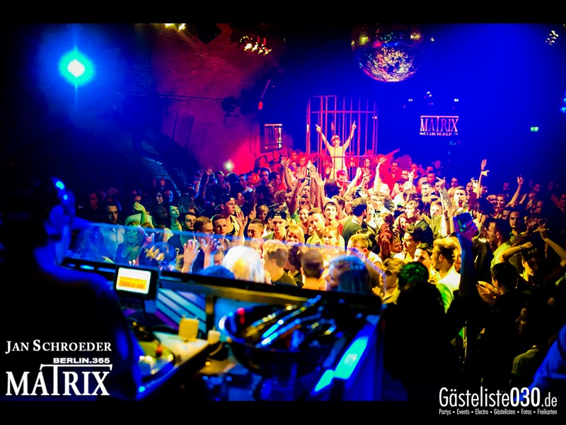 https://www.gaesteliste030.de/Partyfoto #20 Matrix Berlin vom 19.10.2013