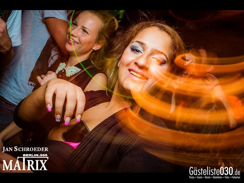 https://www.gaesteliste030.de/Partyfoto #18 Matrix Berlin vom 19.10.2013