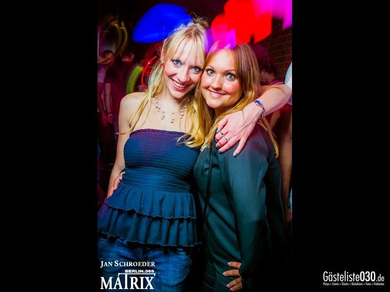 https://www.gaesteliste030.de/Partyfoto #51 Matrix Berlin vom 19.10.2013