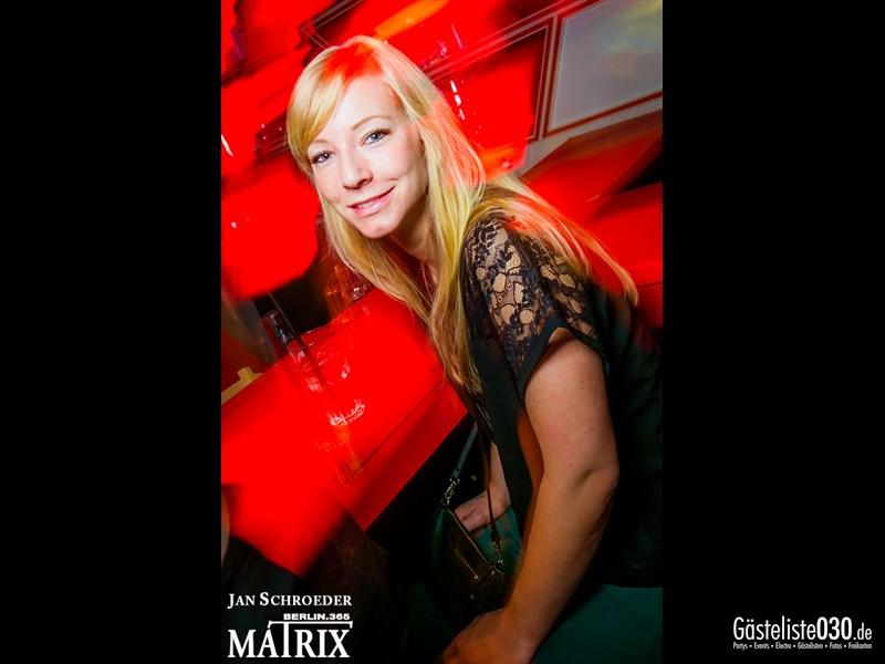 https://www.gaesteliste030.de/Partyfoto #94 Matrix Berlin vom 19.10.2013