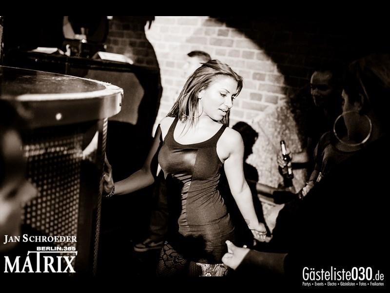 https://www.gaesteliste030.de/Partyfoto #98 Matrix Berlin vom 19.10.2013