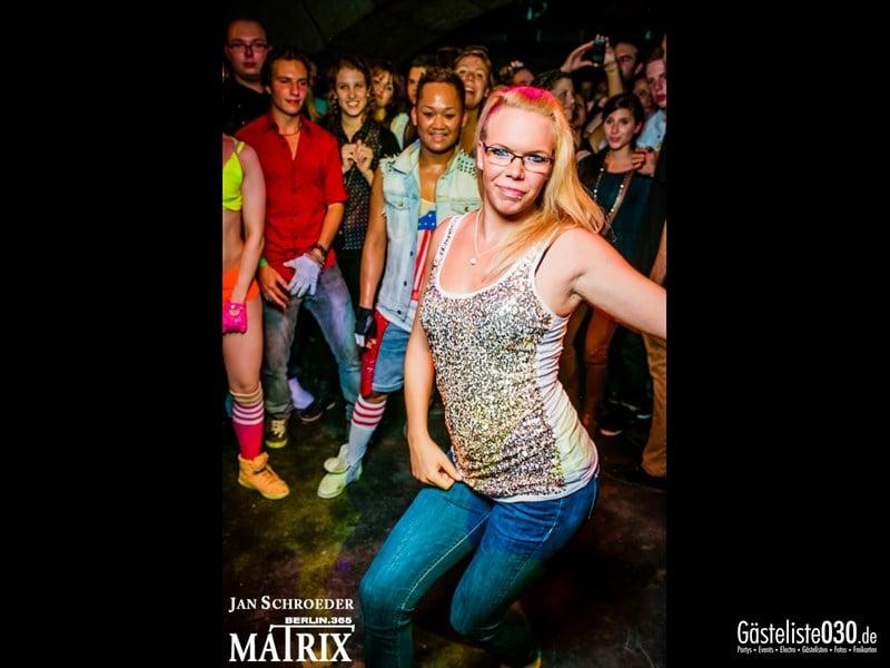 https://www.gaesteliste030.de/Partyfoto #80 Matrix Berlin vom 19.10.2013