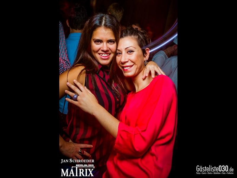 https://www.gaesteliste030.de/Partyfoto #74 Matrix Berlin vom 19.10.2013