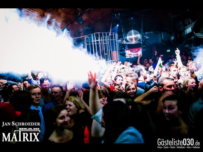 https://www.gaesteliste030.de/Partyfoto #115 Matrix Berlin vom 19.10.2013