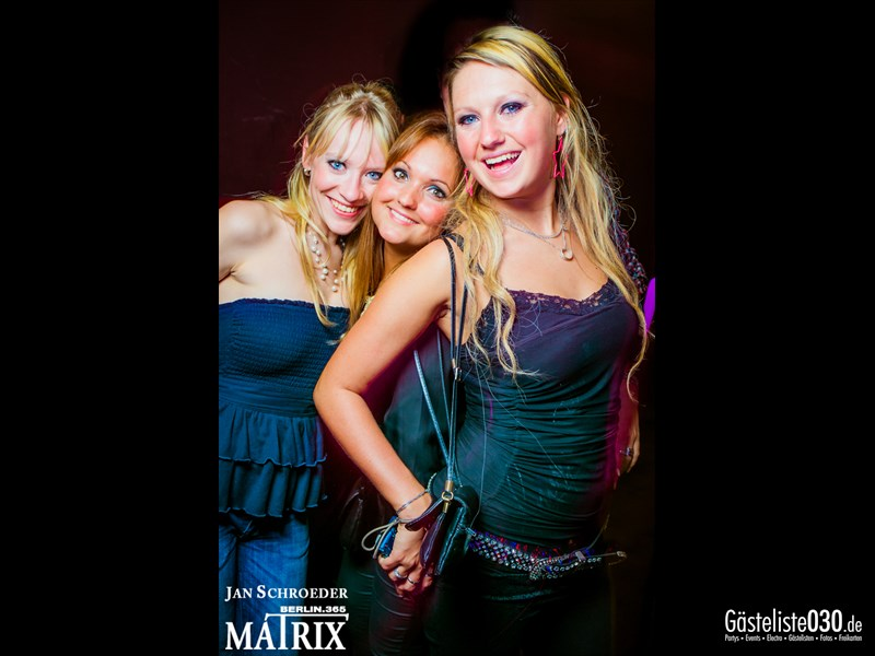 https://www.gaesteliste030.de/Partyfoto #41 Matrix Berlin vom 19.10.2013