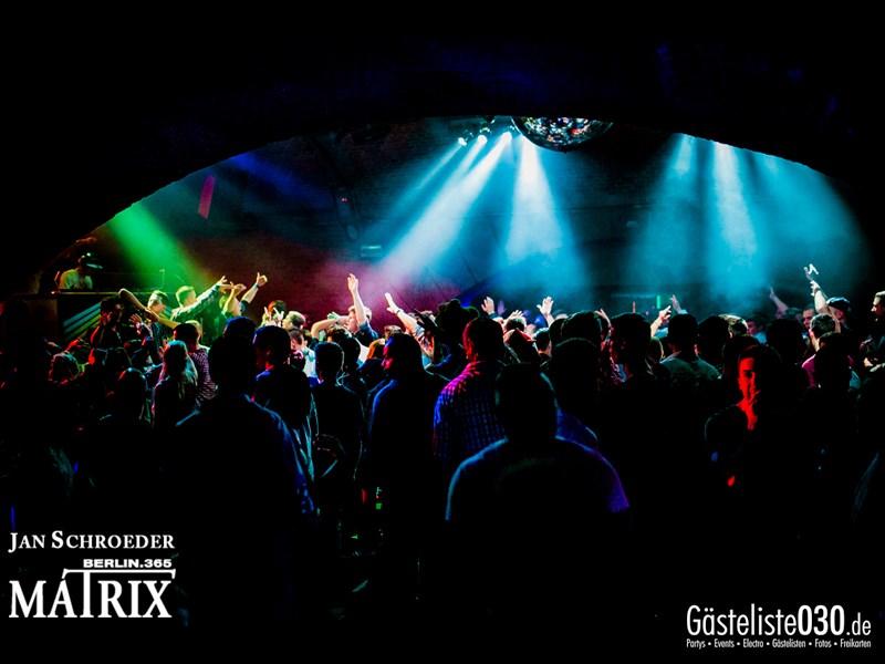 https://www.gaesteliste030.de/Partyfoto #4 Matrix Berlin vom 19.10.2013