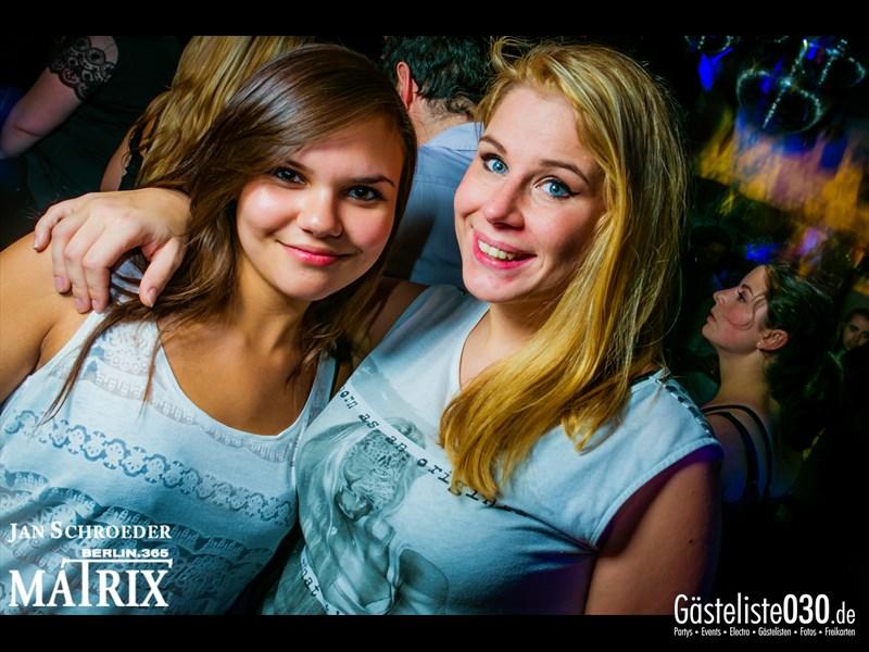 https://www.gaesteliste030.de/Partyfoto #65 Matrix Berlin vom 19.10.2013