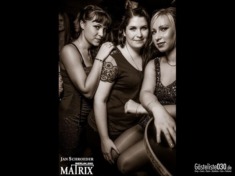 https://www.gaesteliste030.de/Partyfoto #67 Matrix Berlin vom 19.10.2013