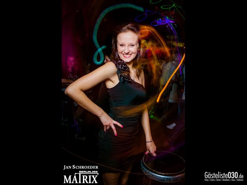 https://www.gaesteliste030.de/Partyfoto #23 Matrix Berlin vom 19.10.2013