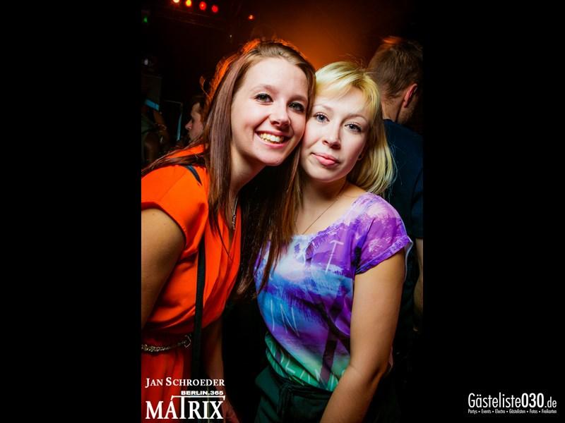 https://www.gaesteliste030.de/Partyfoto #6 Matrix Berlin vom 19.10.2013