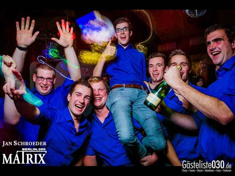 https://www.gaesteliste030.de/Partyfoto #8 Matrix Berlin vom 19.10.2013