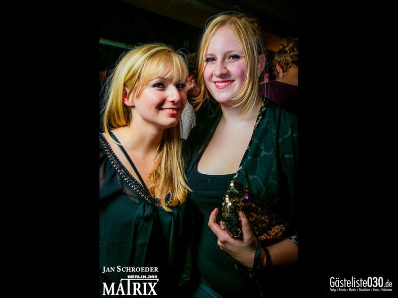 https://www.gaesteliste030.de/Partyfoto #108 Matrix Berlin vom 19.10.2013