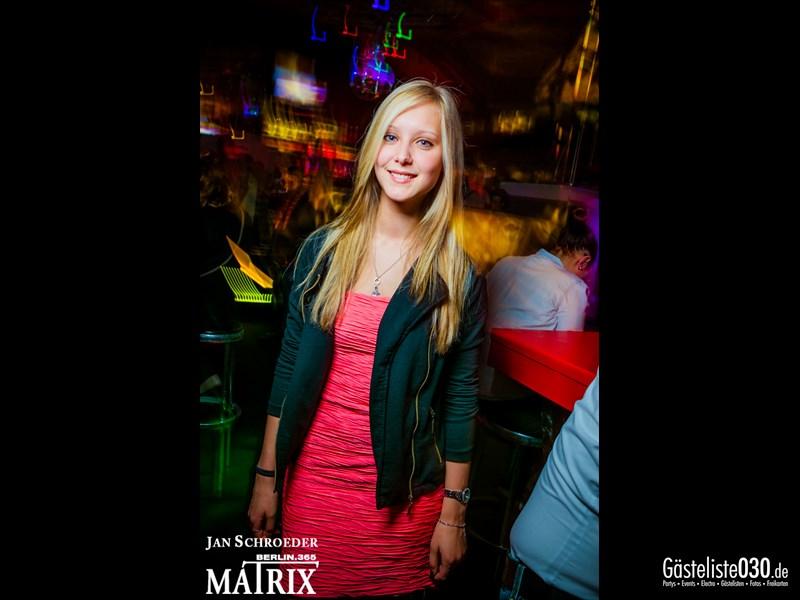 https://www.gaesteliste030.de/Partyfoto #29 Matrix Berlin vom 19.10.2013