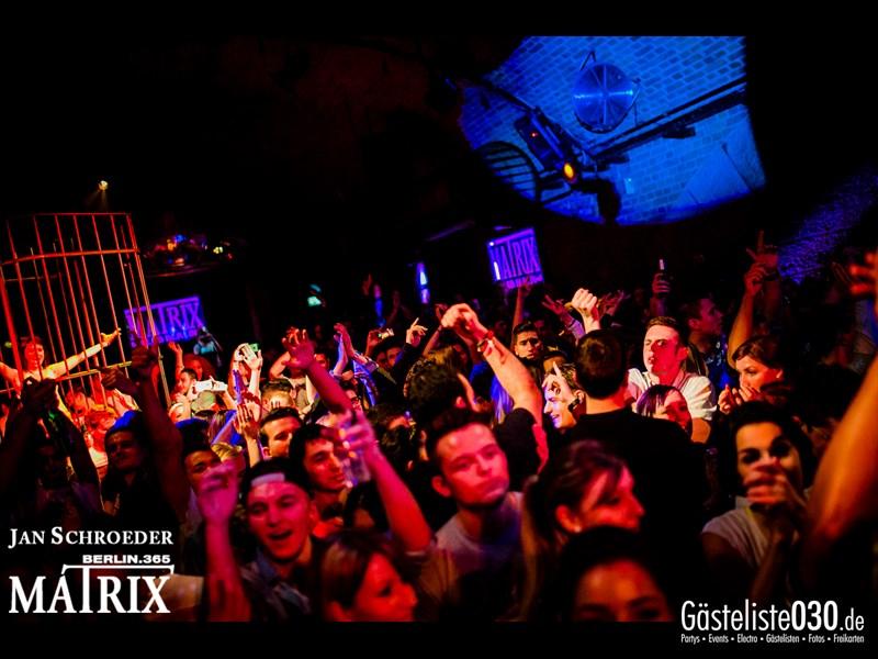 https://www.gaesteliste030.de/Partyfoto #107 Matrix Berlin vom 19.10.2013