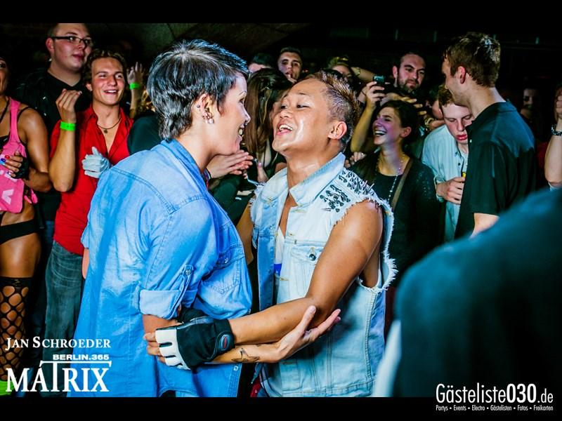 https://www.gaesteliste030.de/Partyfoto #95 Matrix Berlin vom 19.10.2013