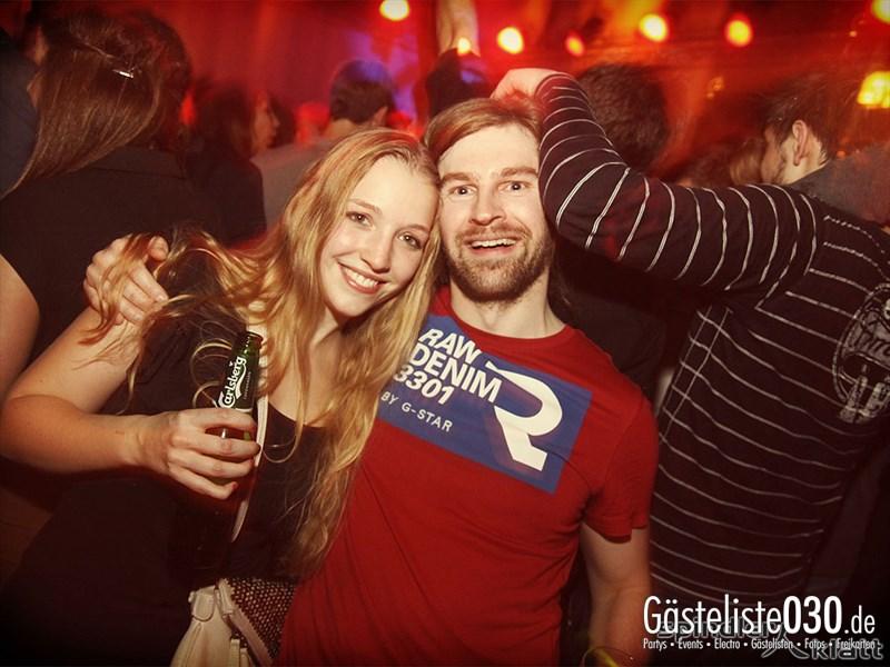 https://www.gaesteliste030.de/Partyfoto #103 Spindler & Klatt Berlin vom 19.10.2013