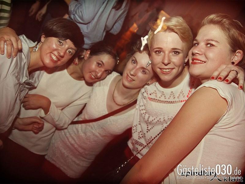https://www.gaesteliste030.de/Partyfoto #100 Spindler & Klatt Berlin vom 19.10.2013