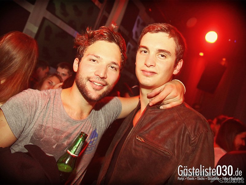 https://www.gaesteliste030.de/Partyfoto #88 Spindler & Klatt Berlin vom 19.10.2013