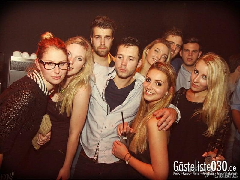 https://www.gaesteliste030.de/Partyfoto #98 Spindler & Klatt Berlin vom 19.10.2013