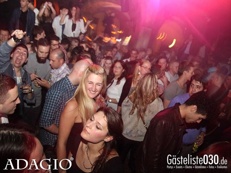 https://www.gaesteliste030.de/Partyfoto #11 Adagio Berlin vom 26.10.2013