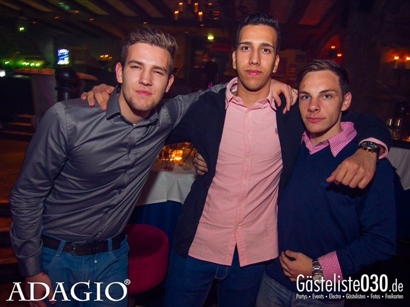 https://www.gaesteliste030.de/Partyfoto #160 Adagio Berlin vom 11.10.2013